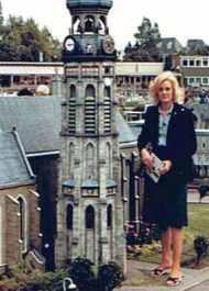 Taller Than a Church in Maudurodam