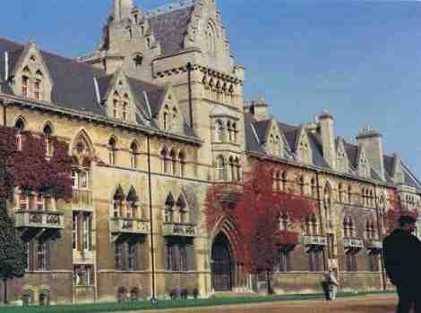 Cambridge University Building