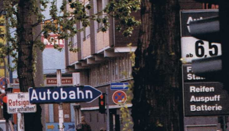 Looking for the Autobahn