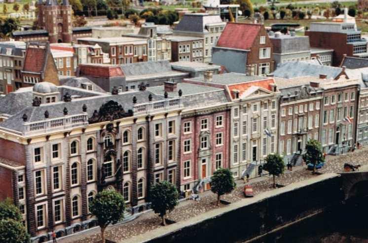 Miniature Holland at Madurodam