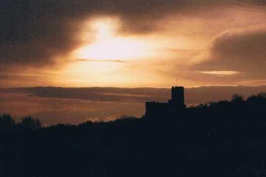 Dawn Over the Rhine