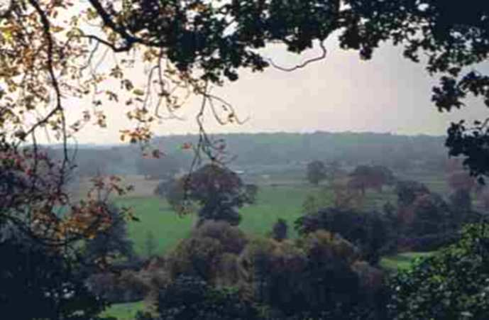 Beyond Warwick and the River Avon