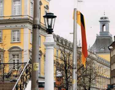 Colorful Bonn University