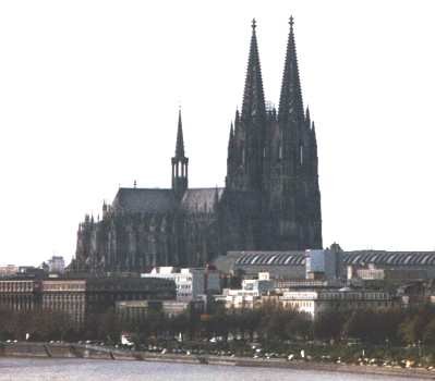 Colossal Cologne Cathedral