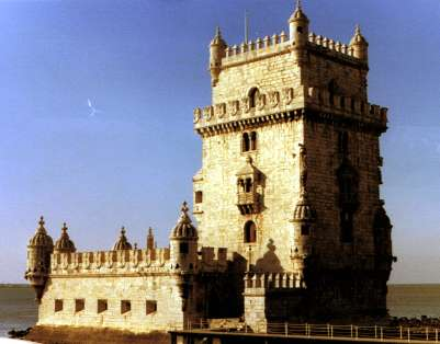 Belem Tower on the Tagus
