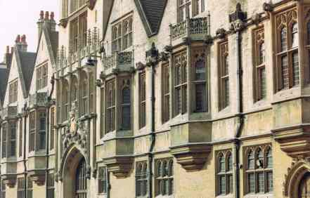 Beautiful Cambridge Buildings