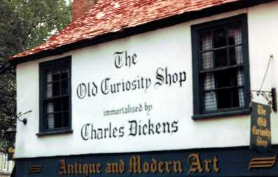 Charles Dickens Immortalized