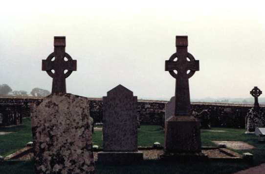 Ireland's Celtic Crosses