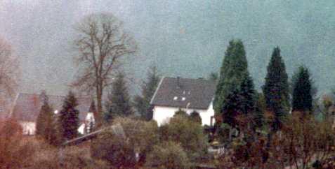 A Misty German Morning