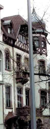 Unique German Home Architecture