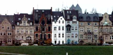 German Housing With A Deutsch Slant