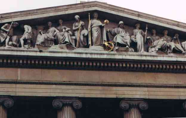 The South Pediment