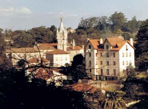 Overlooking Sintra