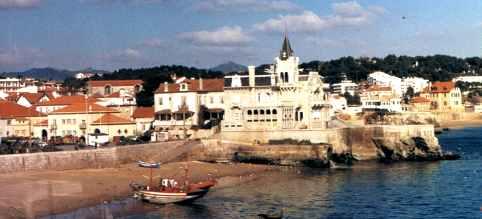 Coastal Town in Portugal