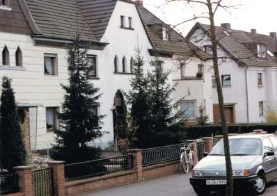 Typical German Homes