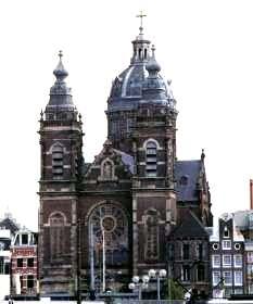 St. Nicolaaskerk in Amsterdam