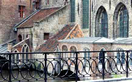 Medieval Buildings of Bruges