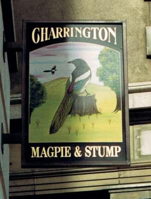 Londons Wonderful Pub Signs