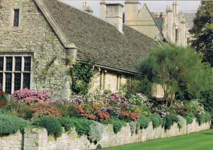 Cambridge Cottage Garden