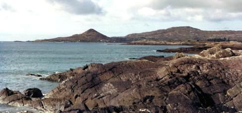 Scenic Coast Southern Ireland