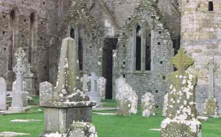 High Holy Crosses at Cashel