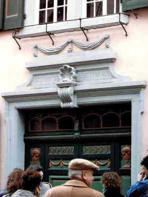 Entering Bethovens Birth House