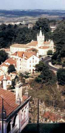 Over Sintra and Beyond